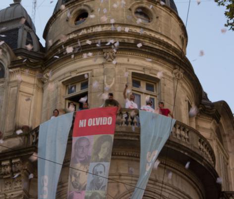 La UTPBA presente en todos lados, con la solidaridad de la FELAP