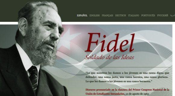 Mensaje del Presidente de la FELAP ante muerte de Fidel